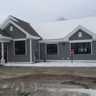 exterior photo of kennebec valley credit union