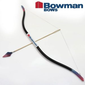 photo of bowman bows and arrow for april fools
