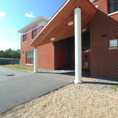 exterior photo of sedomocha elementary school