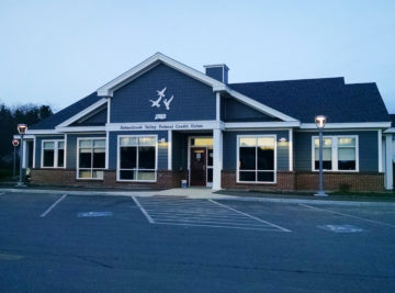 exterior photo of sebasticook valley federal credit union