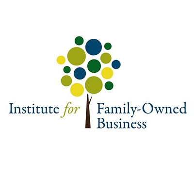 institute for family-owned business logo