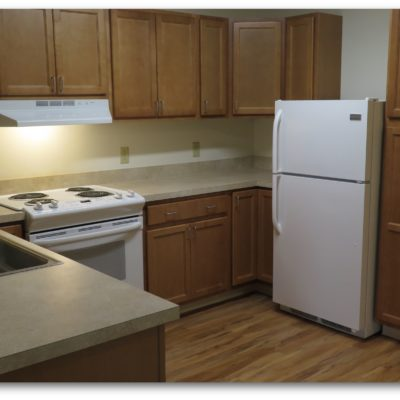 internal photo of north view apartments kitchen