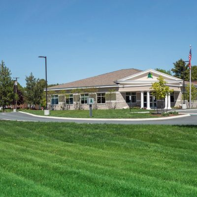 external photo of bangor federal credit union building