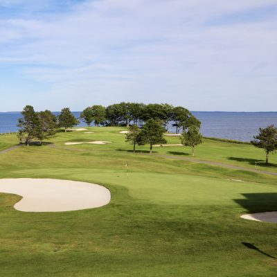 photo of samoset golf course