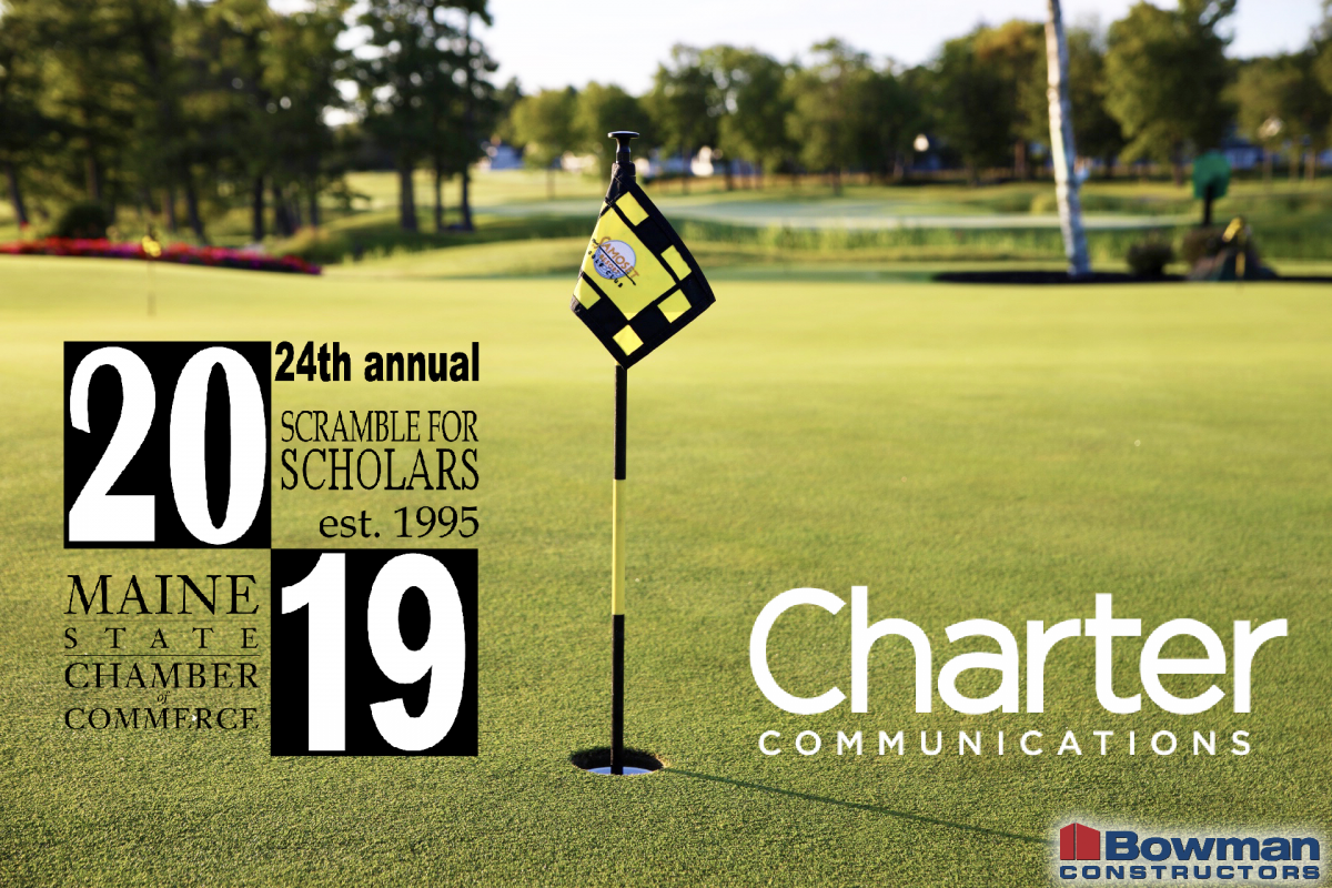 24th annual scramble for scholars maine state chamber of commerce