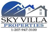 sky villa properties logo