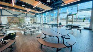 Oceanside High School Cafeteria