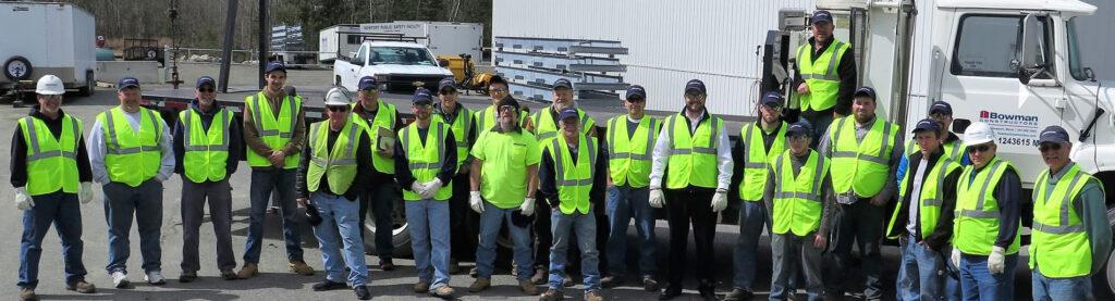 Bowman Constructors Employees